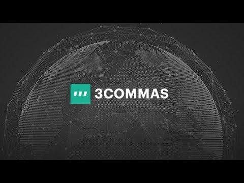 Как подключить комисионный тариф на 3commas   сервис автоматической торговли криптовалютойRfr
