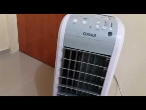 Climatizador de ar da cônsul
