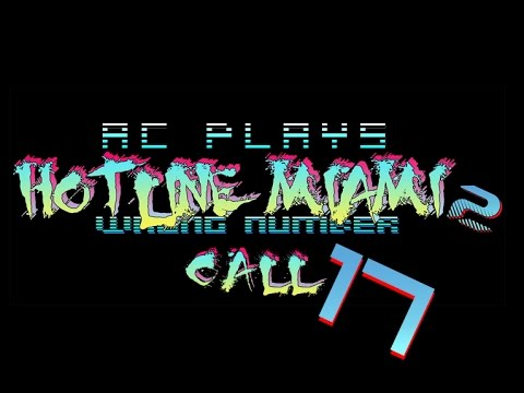 Hotline Miami 2: Wrong Number Call 17: Powerplant