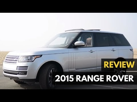 2015 Range Rover Autobiography Edition: Learn Why Cows Hate This Car - Gadget Review