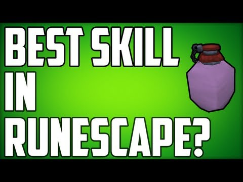 Runescape: Herblore Is The Best Skill In Runescape?! – Mining Vlog – Commentary