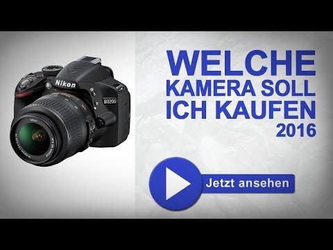 Welche Kamera soll ich Kaufen? 2016 die bewährte DSLR Kaufberatung Canon. Nikon. Sony