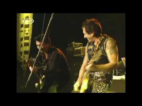 Sex Pistols (Live in Japan, The Filthy Lucre Tour 1996)- Holidays In The Sun