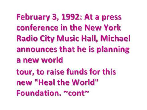 0 The Charitable Contributions of Michael Jackson Part 3