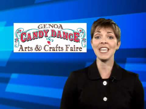 Carson TV News: Candy Dance This weekend in Genoa