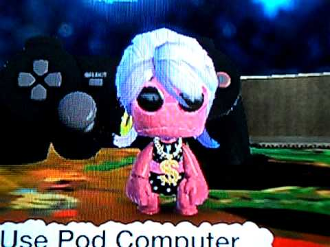 LBP SackBoy sings Baby