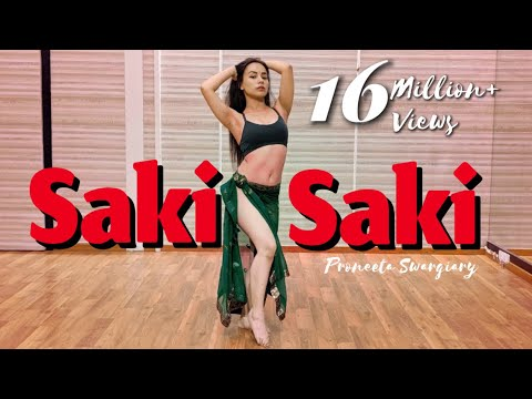 Download Lagu  O SAKI SAKI | Batla House | Nora Fatehi | Neha Kakkar |Tulsi Kumar | D COVER BY PRONEETA SWARGIARY Mp3 Free