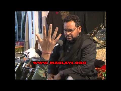 Majlis At Husainiya Afzal Mahal Lucknow Maulana Meesam Zaidi 7 Moharram video
