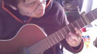 王昭君 Wong Chiu Gwan 4 Beauties Of Ancient China Guitar Arrangment By Tkviper