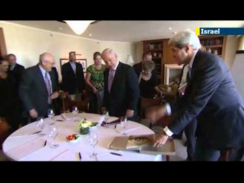 Israeli officials slam John Kerry comments on 'Jewish State' recognition