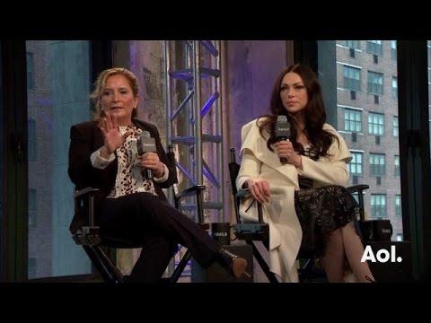 "Laura Prepon and Elizabeth Troy on ""The Stash Plan"" | AOL BUILD"