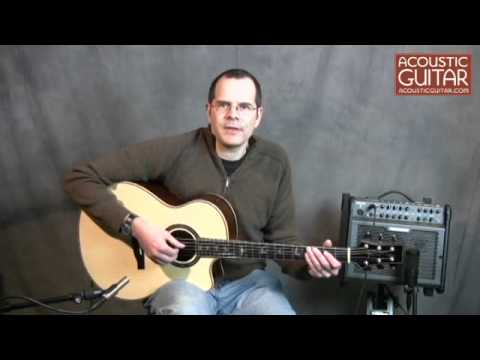 PRS Tony McManus Private Stock Review from Acoustic Guitar