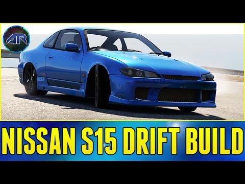 Forza Horizon 2 : Nissan S15 Drift Build!!! (mountain Drifting, 1080p) video