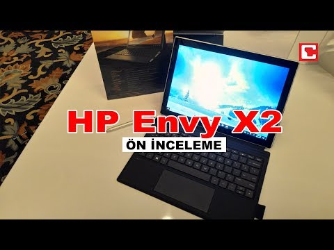 HP Envy x2 Ön İnceleme - Always On PC