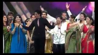 SRK Live Performance at Asianet Film Awards