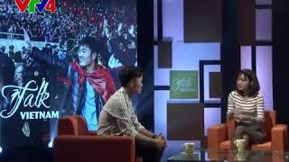 Lương Xuân Trường bắn tiếng Anh trên talk Vietnam 1 tiếng liền, bất ngờ với lý do nói tiếng anh giỏi