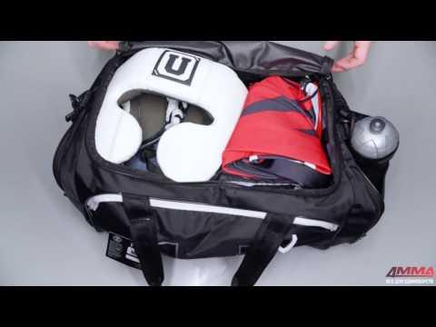 Фото:Спортивная сумка Under Armour Undeniable Duffel IIMedium Black