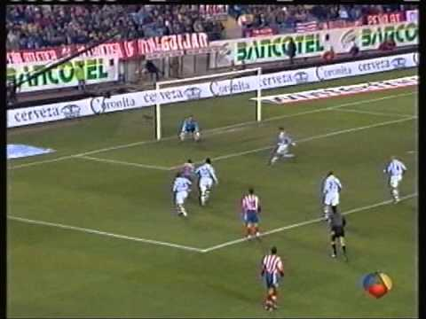 1998 December 8 Atletico Madrid Spain 4 Real Sociedad Spain 1 UEFA Cup