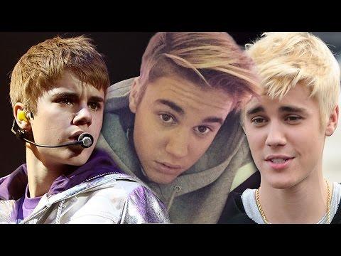 10 Icónicos Cortes de Cabello de Justin Bieber