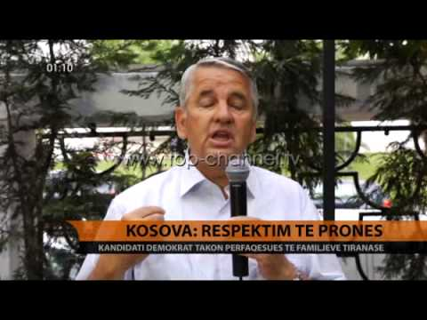 Kosova prezanton programin për arsimin - Top Channel Albania - News - Lajme