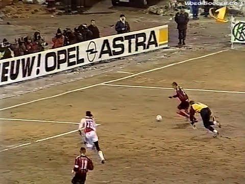 Спартак - Аякс: 1-0. Легендарные матчи (1998)