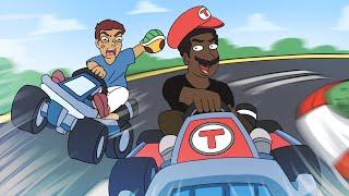 Mario Go-Kart P