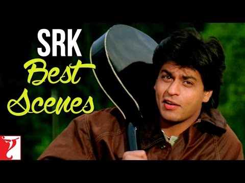 Shah Rukh Khan's Best Scenes...