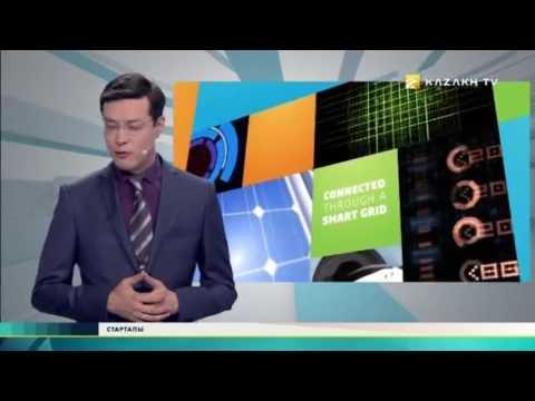 """Стартапы"" №47 (01.12.2016) - Kazakh TV"