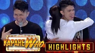 Vhong Navarro gets a hug from Anne Curtis | It's Showtime KapareWHO