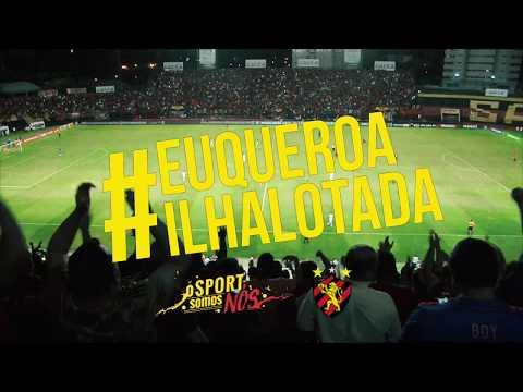 Chamada Sport X Atlético/PR