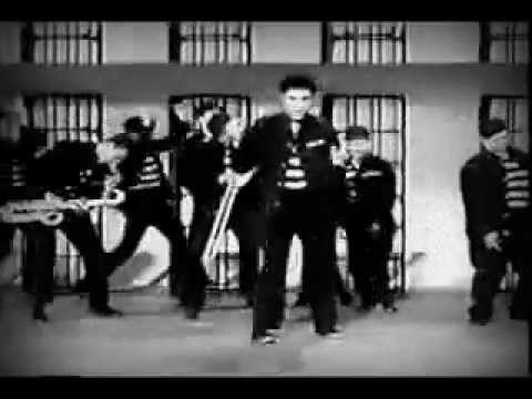 Elvis Presley - Jailhouse Rock Original Music Video video