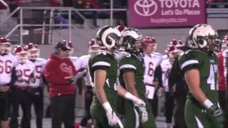 State High Varsity Football v. Cumberland Valley 10/7/16 (Homecoming)