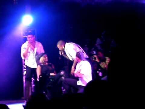 Chris Brown & Keri Hilson @Hoilday HotNight