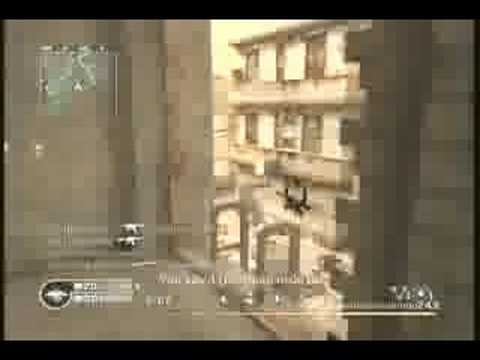 COD4 MP5 - Red Dot Sight (RDS), TDM