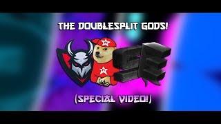 Dual Agar x Astr.io - THE 4 DOUBLESPLIT GODS? (1,5k Subscribers Special)