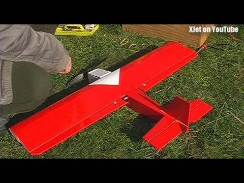 RC plane of the week: The Brawler
