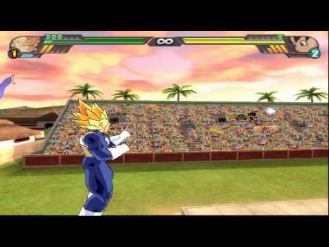 Dragon Ball Z - Budokai Tenkaichi 3 on Dolphin 3.0-714 [HD]