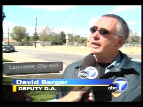 David Berger for City Attorney - Crime Fighter