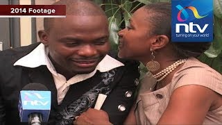 Esther Arunga and Quincy Timberlake's 'fairytale'