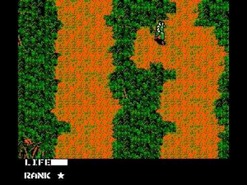 Metal Gear - Vizzed.com GamePlay - User video