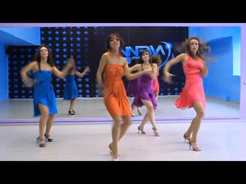 Strip-latina choreo by Jane Kornienko, song: Destiny's Child - Through with love