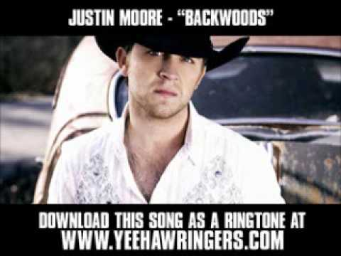 Justin Moore - Backwoods [ New Video + Download ]