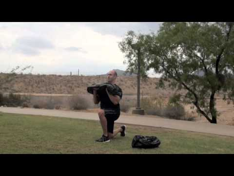 Killer Ultimate Sandbag Training Outdoor Workout Image 1