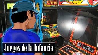 Juegos arcade de mi infancia (80's - 90's)