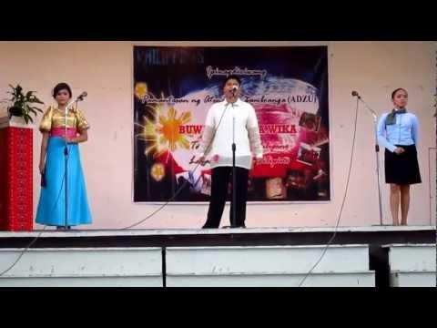Balagtasan - Champions video