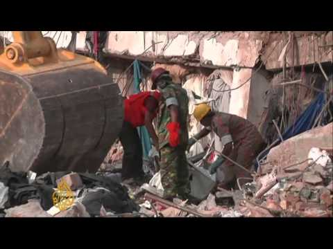 Bangladesh building collapse death toll exceeds 500