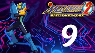 Megaman Battle Network 2 -9-  Working Man
