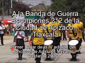 video de musica BANDA DE GUERRA ESCORPIONES 212