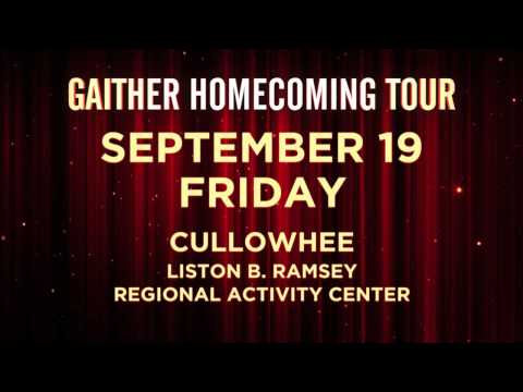 Gaither Homecoming Tour 2014 Cullowhee video