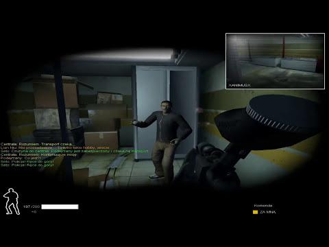Let's Play SWAT 4 - Co-op [Misja 1/13]